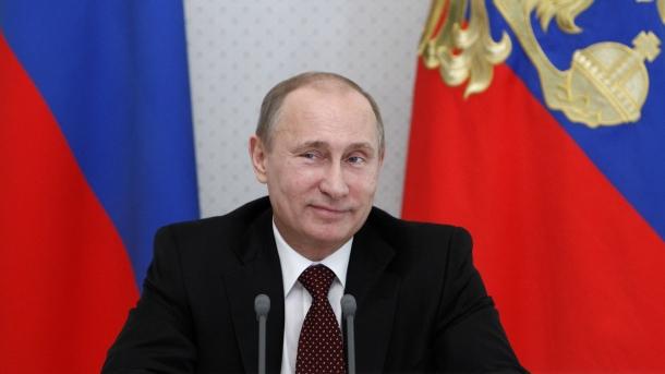 Putin-Smiling