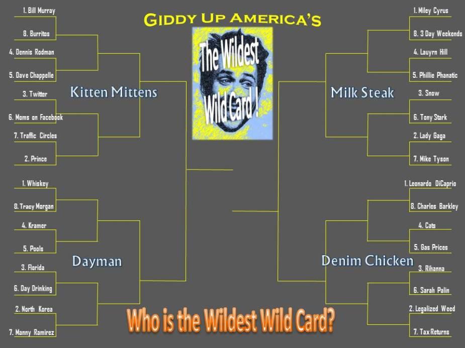 Wild Card Bracket