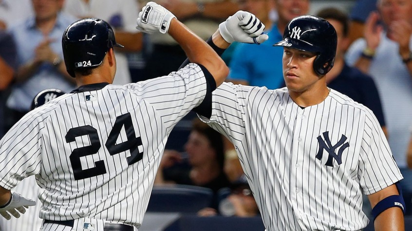 Image result for 2017 yankees