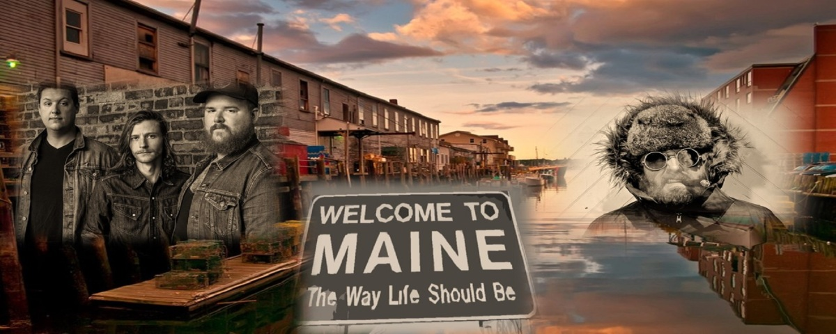 Two Playlists of Maine Music