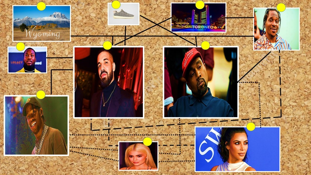 Let's Try and Understand the Kanye/Drake Beef